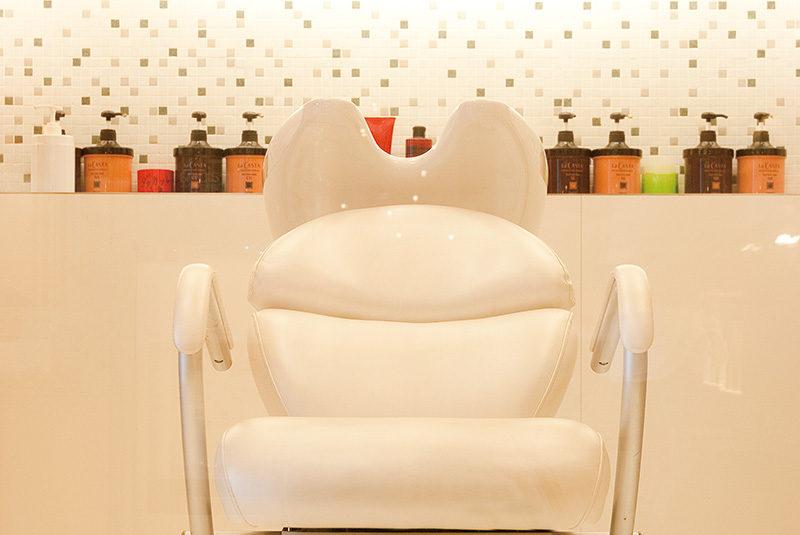 美容室 ロマンティックローズボンボン